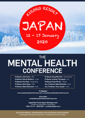 2020 Hokkaido Mental Health Conference Flyer