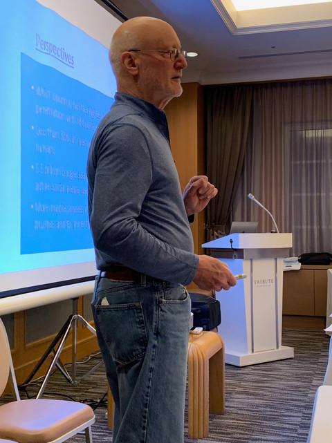Professor John Kane - USA