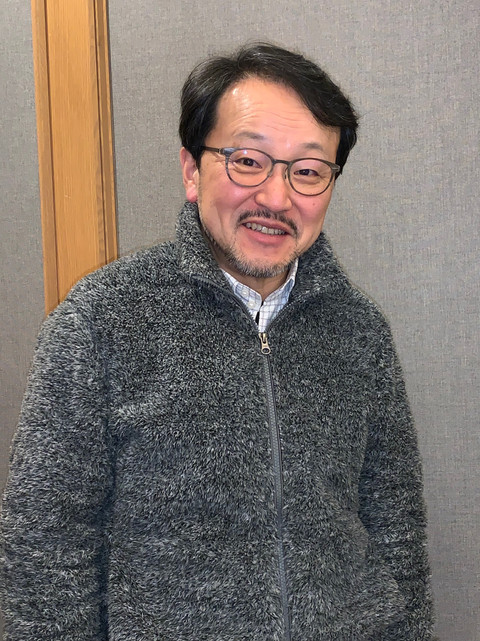 Professor Masafumi Mizuno - Japan