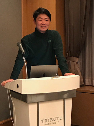 Professor Sung-Wan Kim - South Korea