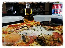Pizza a tu gusto..