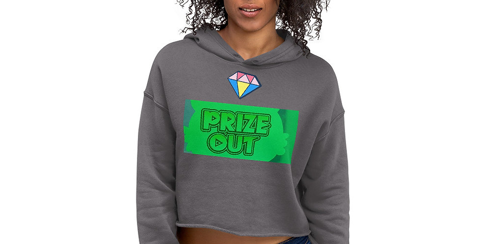 Diamond Prize Out Crop Hoodie