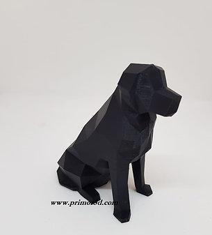 Labrador geométrico