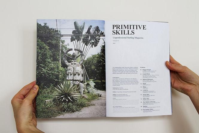 Craig Allsop Photographer Primitive Skills Magazine Surfing