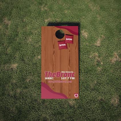 Branded Cornhole Boards