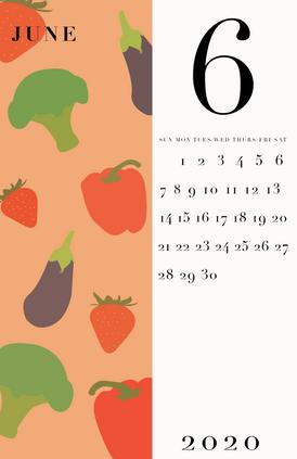 June Calendar Spread