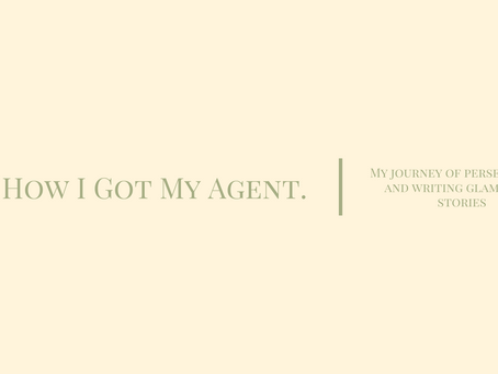 How I Got My Agent!