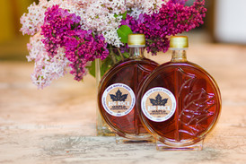 Big Rock Maple Products Photography