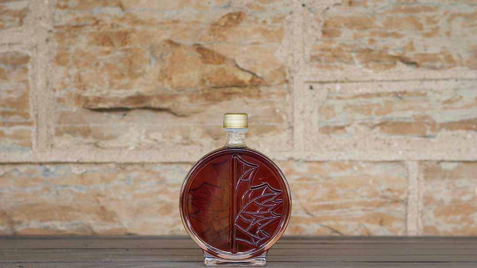 Maple Syrup in Glass Bottle 250ml