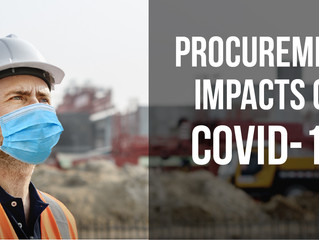 Procurement Impacts of COVID-19