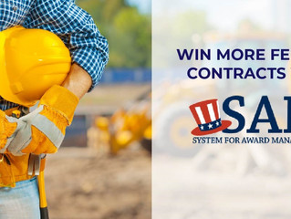 How to Use SAM.gov to Win Federal Contracts