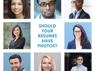 Proposal Writing Strategies: Should Resumes Have Photos?