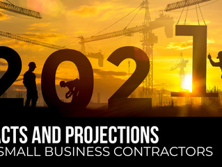 Impacts and Projections for Small Business Contractors in 2021