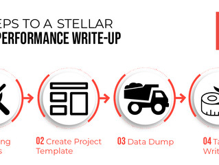 4 Steps to a Stellar Past Performance Write-Up