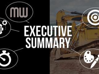 Selling Your Capabilities in an Executive Summary