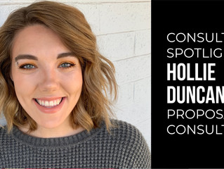 Consultant Spotlight: Hollie Duncan