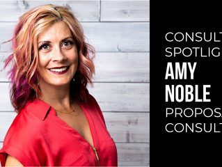 Consultant Spotlight: Amy Noble