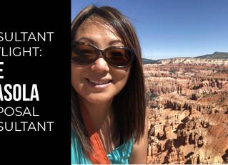 Consultant Spotlight: Dixie Casasola