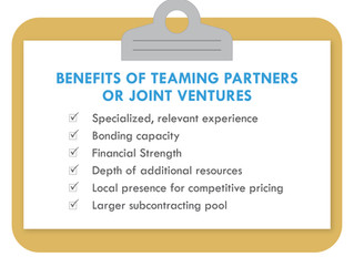 ProposalManagers Weigh in on Teaming Partners