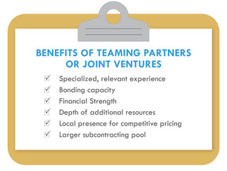 Proposal Managers Weigh in on Teaming Partners