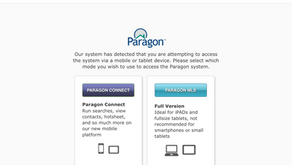 Paragon Connect - Interactive Web Browser Detection!