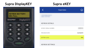 Have you Checked your Supra Lockbox Battery Lately?
