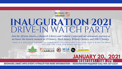 2021 01 20_Inauguration 2021  Drive-In W