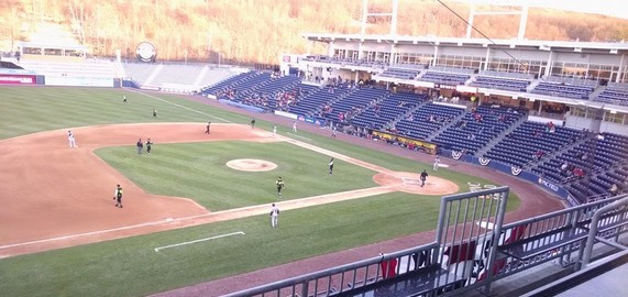 PNC Field - Baseball