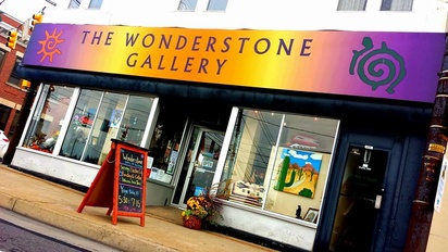 The Wonderstone Gallery