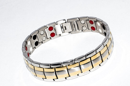 Men's Two Tone Stainless Steel