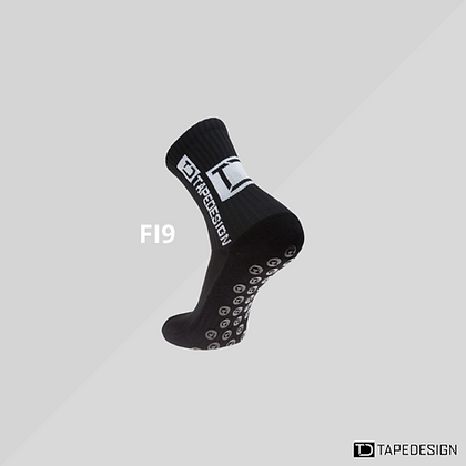 TD-Socken mit FI9-Initialen