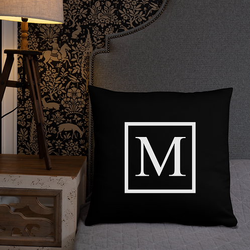 LETTER CUSHION - PERSONALISED