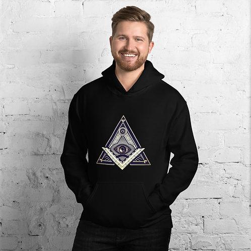 Unisex Hoodie Illuminati