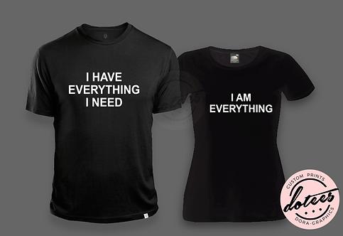 I AM EVERYTHING