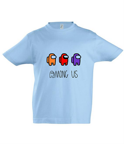 AMONG US T SHIRT