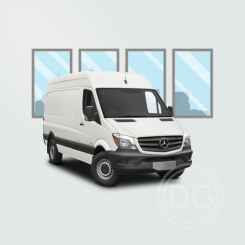 CAR / WINDOW STICKERS GRAPHIC DESIGN