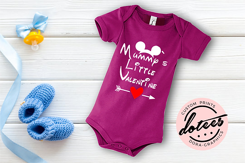 MUMMY`S LITTLE VALENTINE