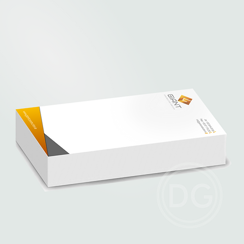 LETTERHEAD GRAPHIC DESIGN