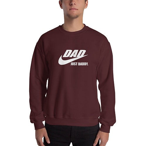 JUST DADDY HOODIE