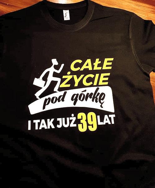 CALE ZYCIE POD GORKE PERSONALISED