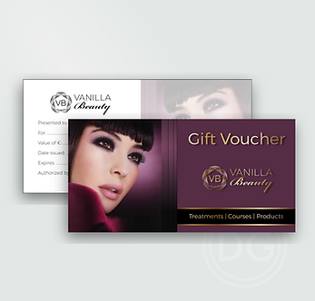 GIFT VOUCHERS / POSTCARDS