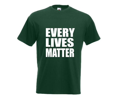EVERY LIVES MATTER