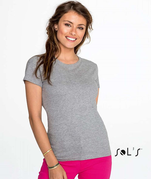 BULK IMPERIAL WOMAN T SHIRTS WITH YOUR LOGO