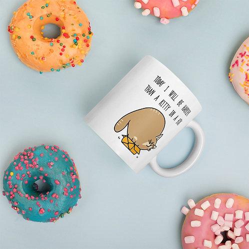 Mug Today I will be Happier