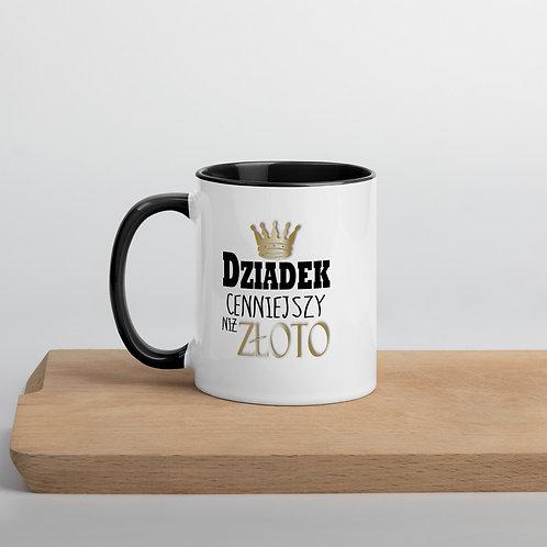 Mug with Color Inside Cenny Dziadek