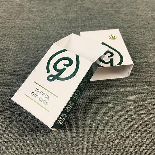 Hemp Cigarette Box
