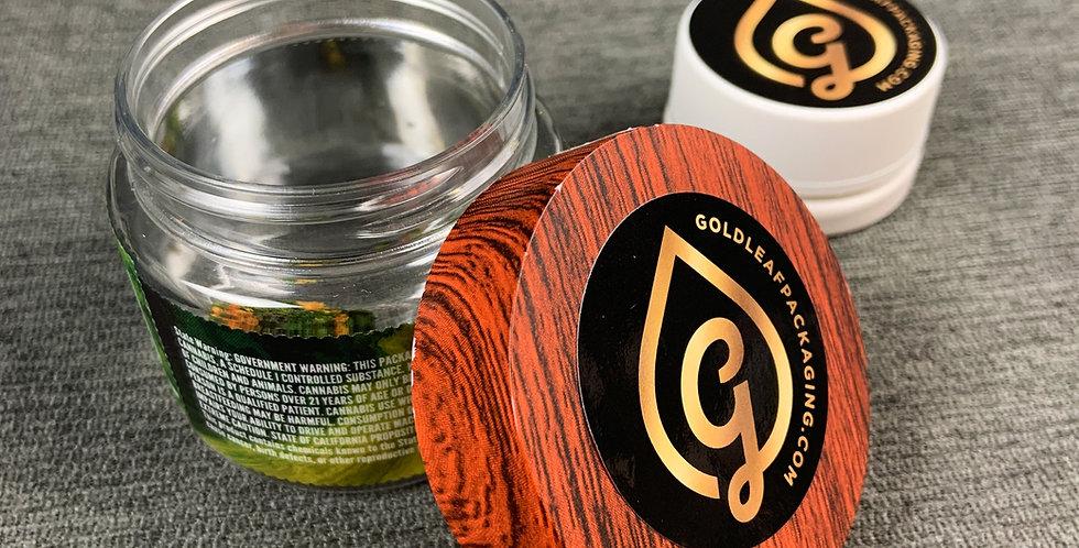 Round Jar Labels