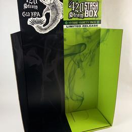 Custom Case Stacker