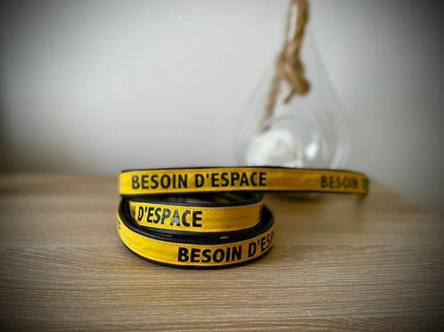 Laisse BESOIN D'ESPACE