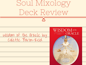 Oracle Card Deck Review